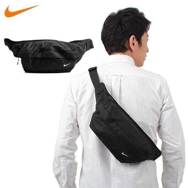 Kumo shoes NIKE Bag 腰包 肩背 側背 黑色 黑白 霹靂包