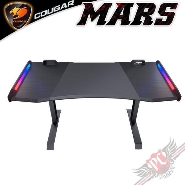 美洲獅 COUGAR MARS 戰神 電競桌