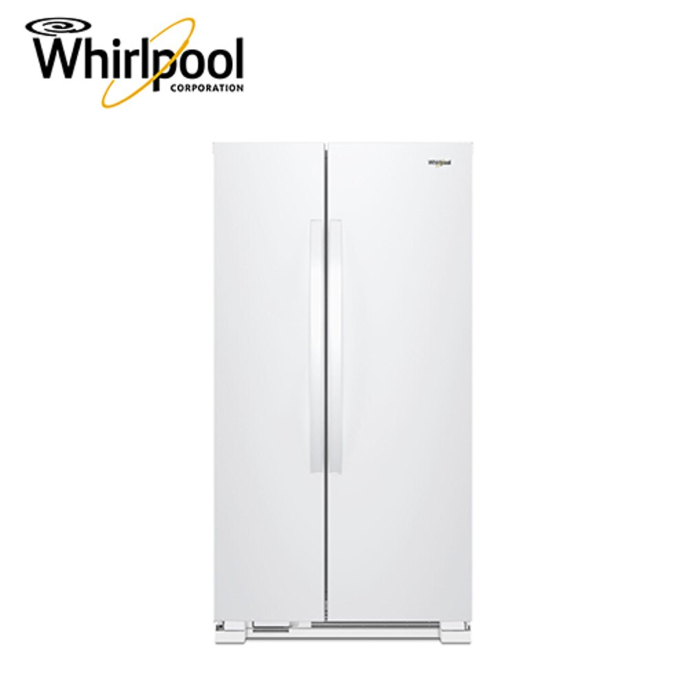 [Whirlpool 惠而浦]740公升 對開雙門冰箱  極智系列 WRS315SNHW ★ 指定送達含基本安裝+六期0利率 ★【請來電詢問貨況】
