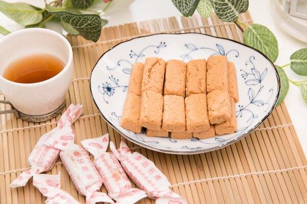 【正一食品】奶油花生酥200g