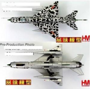 172 越南空軍MIG-21 米格21戰鬥機   1入