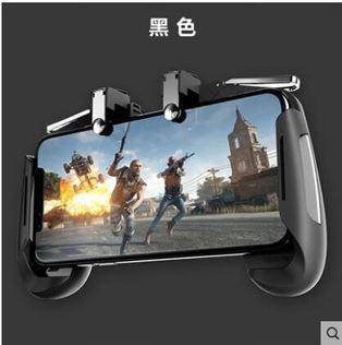 吃雞神器刺激戰場新款第六代AK16電容觸點繽紛彩色手機一體式游戲手柄