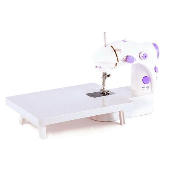 縫紉機 家用泰昇小型全自動多功能吃厚微型臺式電動迷你縫紉機『林之舍家居YTL』