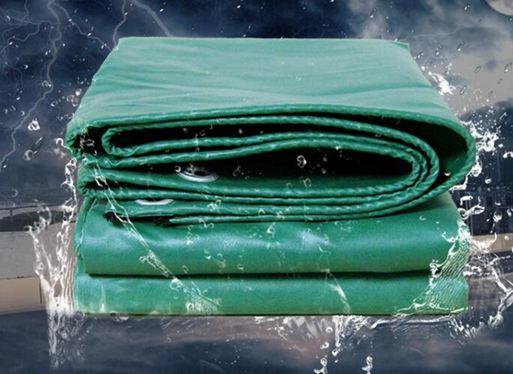 車棚防水防曬加厚防雨布汽貨車三輪車雨篷戶外遮陽遮雨油帆布雨棚WY