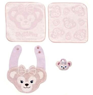 日本東京迪士尼代購-ShellieMay嬰兒圍兜兜禮盒組,新生兒禮盒/嬰兒禮盒/滿月禮/寶寶禮盒/彌月禮盒/嬰幼兒服,X射線【C330002】