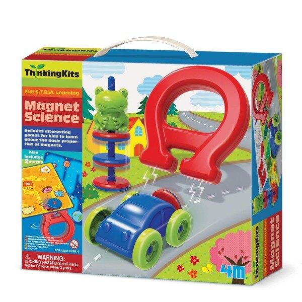 【4M】04713 學齡前啟蒙系列-趣味的磁力 Magnet Science