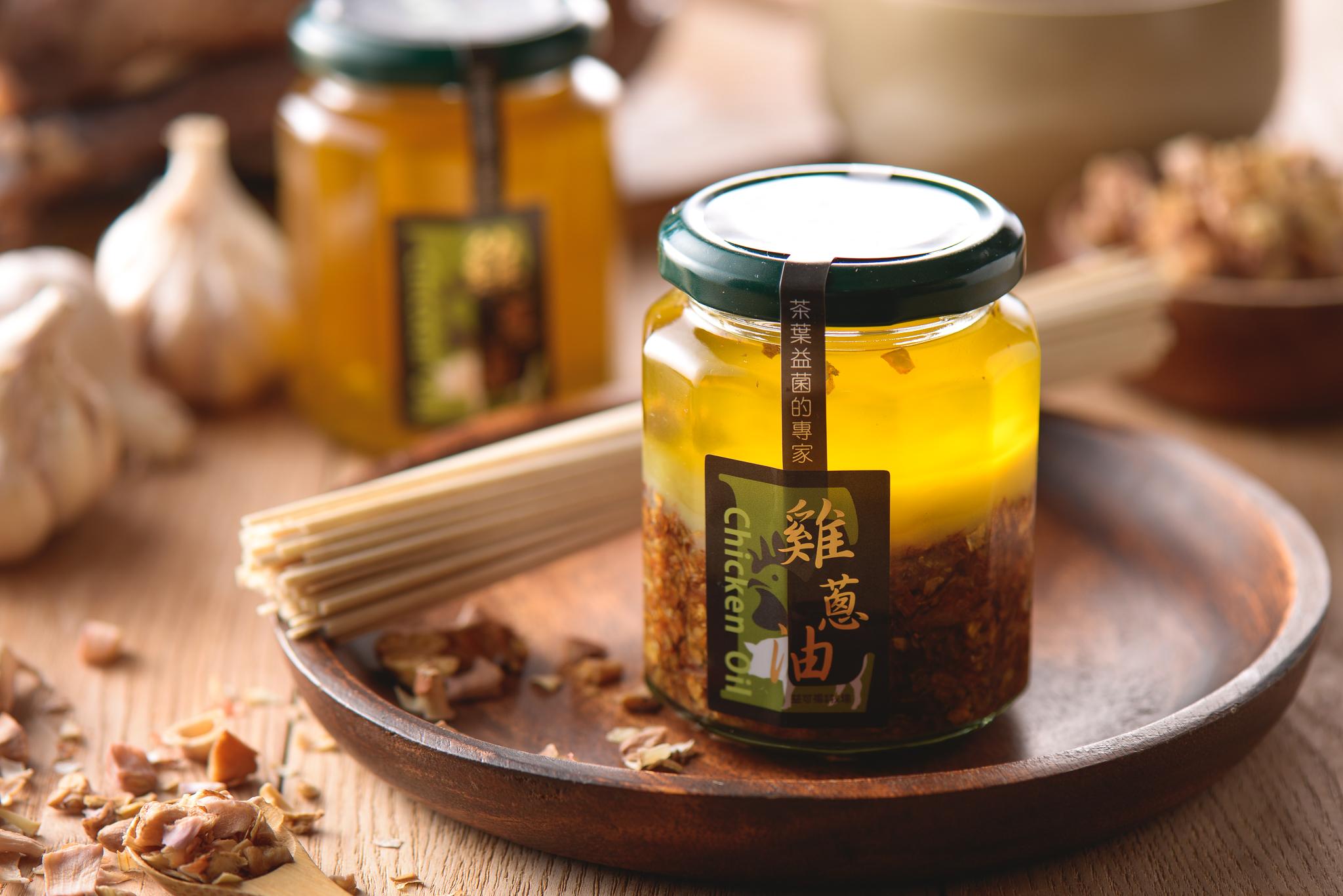 益菌雞蔥油(含蔥)(六入組合)【免運費】