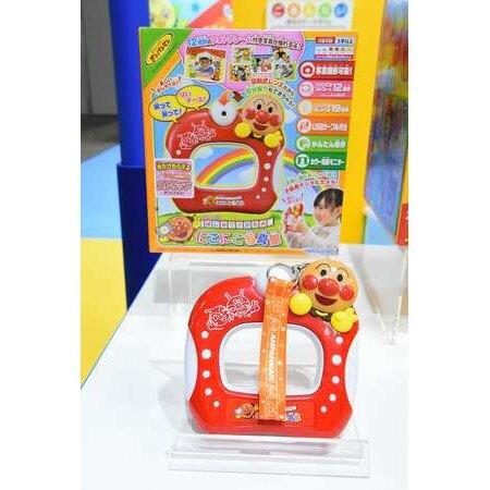 【預購】日本進口麵包超人 照相機 相機 兒童相機 拍照 正品 安心 安全 新款日本正版麵包超人Anpanman【星野日本玩具】