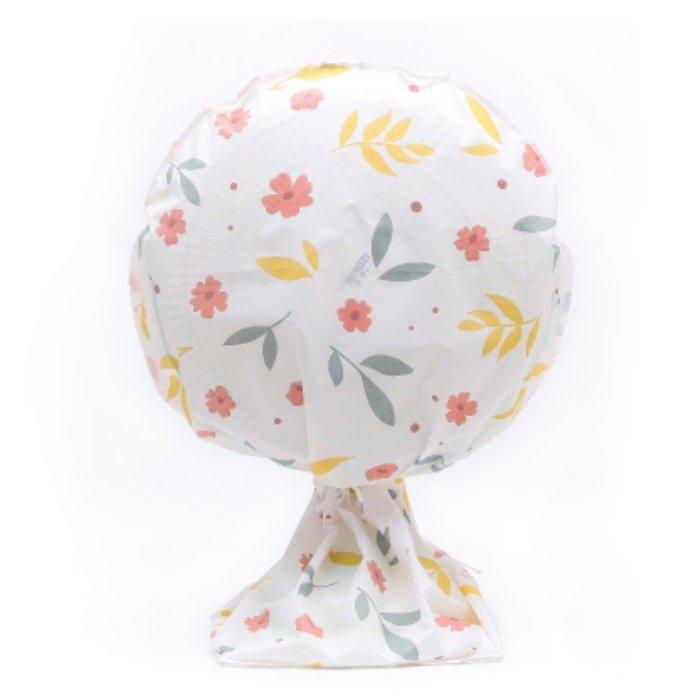 全罩式電扇套 『小』風扇防塵保護套 電風扇防塵罩 收納防塵套【GD313】◎123便利屋◎