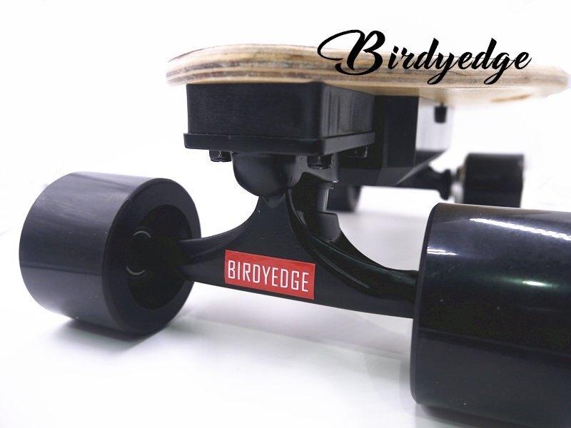BIRDYEDGE SMALL  可拆卸 戰士原木色配色 電動滑板  雙驅動可換胎皮