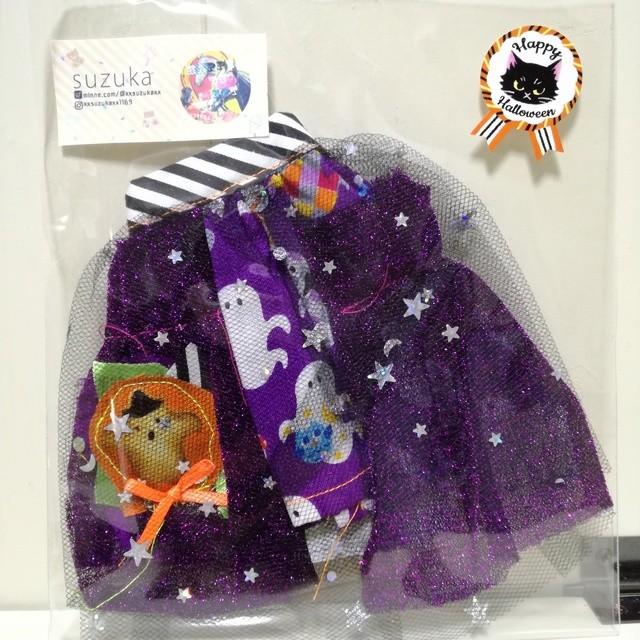 【ハロウィンパーティー】 ショートスカート・おばけ
