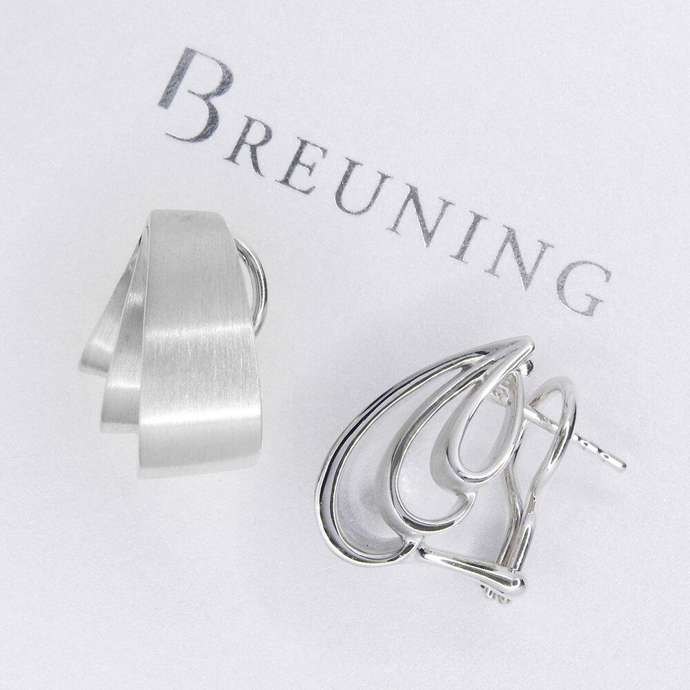 德國 【Breuning】美好未來 鼓滿船帆耳環 (925純銀)