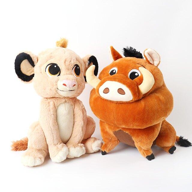 迪士尼獅子王娃娃  辛巴彭彭 - Norns 正版授權The lion King絨毛玩偶