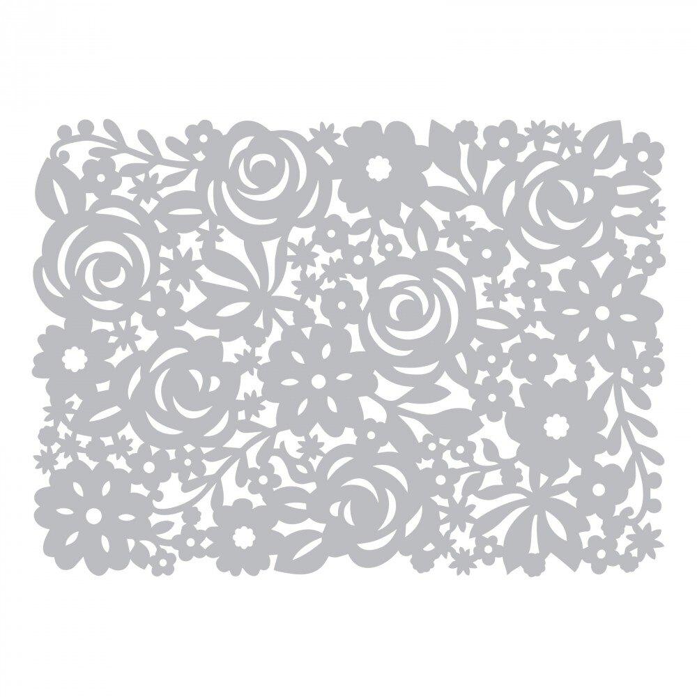 661085藝術刀模-玫瑰面板