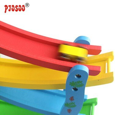兒童玩具寶寶軌道小汽車滑行小車模型男孩兒童早教益智?蒙玩具1-2-3周歲   伊卡莱生活館  聖誕節禮物
