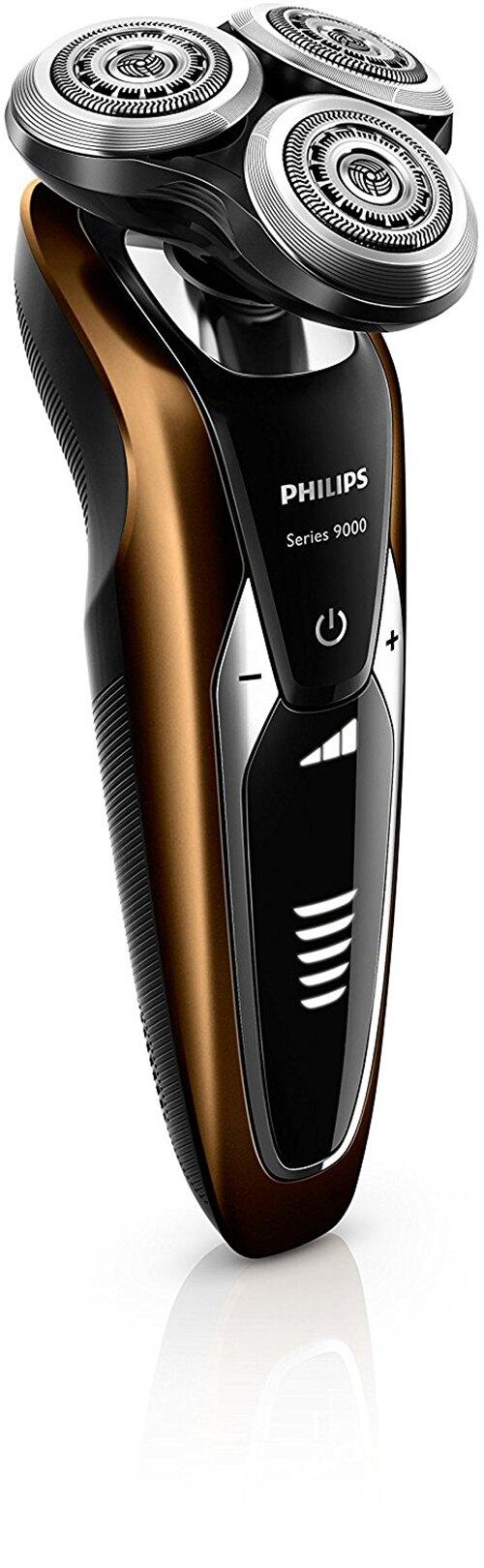 PHILIPS【日本代購】 飛利浦 9000系列 電動水洗刮鬍刀 S9511/12