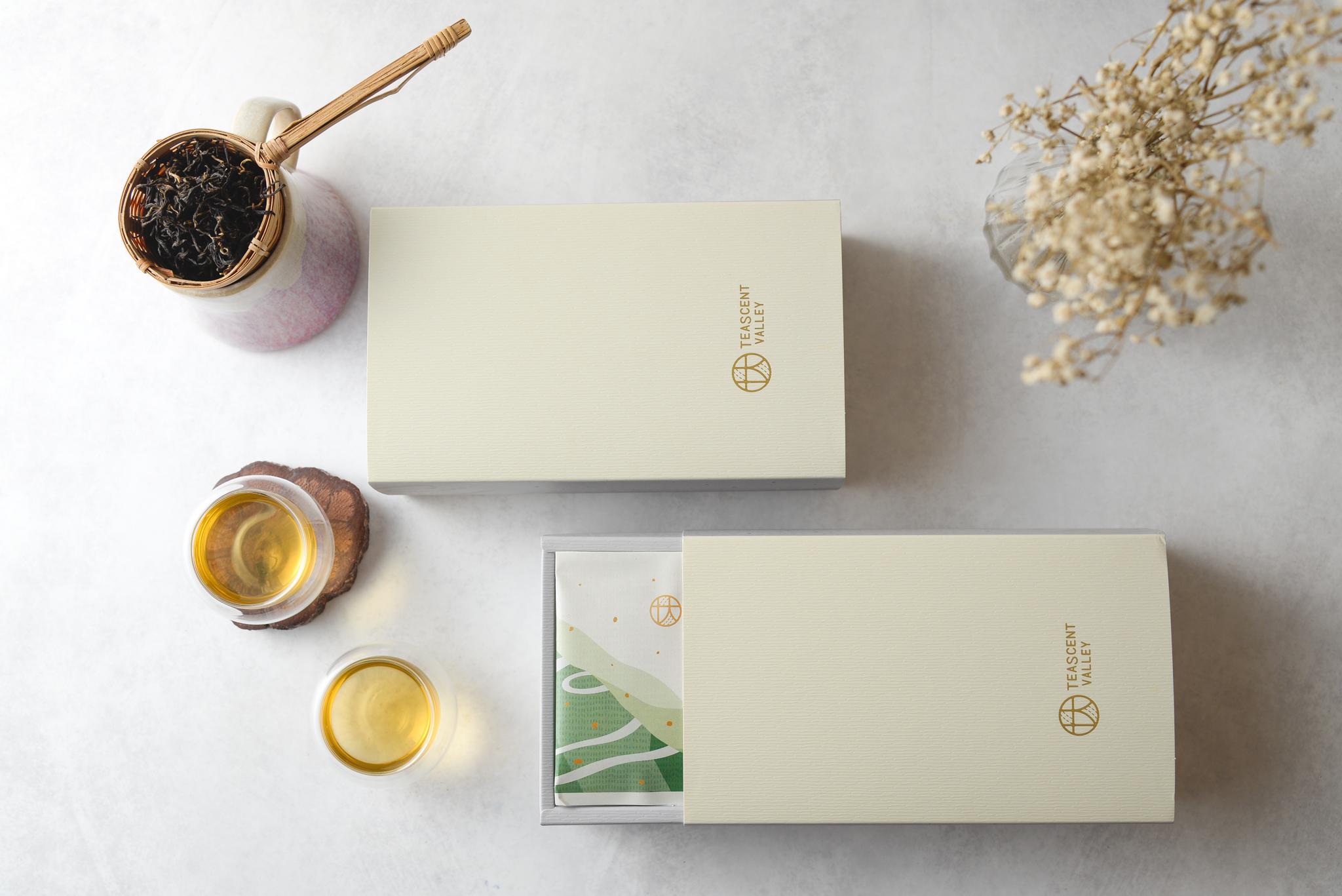 【即將開售】【林韻茶園】立體茶包| 阿里山金萱 / 烏龍 / 綜合10入組