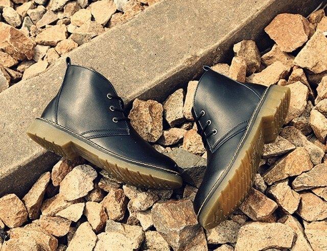 【JP.美日韓】 真皮 馬丁靴 高統 高統鞋 非Dr.Martens 馬汀鞋