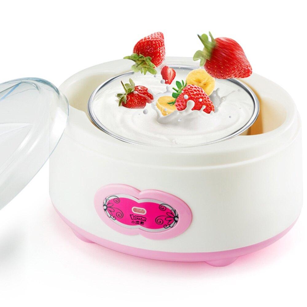 酸奶機 酸奶機家用全自動多功能迷你小型髮酵米酒炒奶酪自制納豆機 唯伊時尚