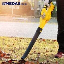 割草機 MEDAS美達斯 電動吹風機家用除塵吹灰塵吹機充電式吹樹葉無繩無線T 聖誕節禮物