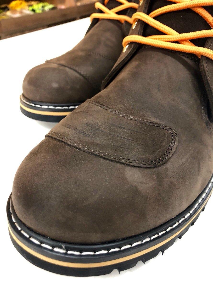 ~任我行騎士部品~ Exustar E-SBT3123 休閒 皮革 復古 護具 車靴 檔車 靴