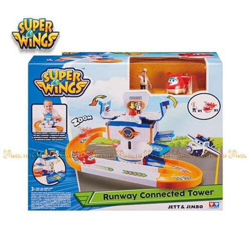 Super Wings 超級遊俠(飛俠)-機場滑行軌道組AL35779★愛兒麗婦幼用品★