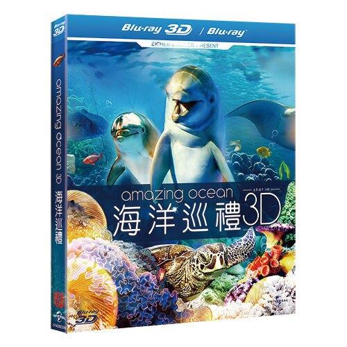 海洋巡禮 Amazing Ocean 3D (BD)