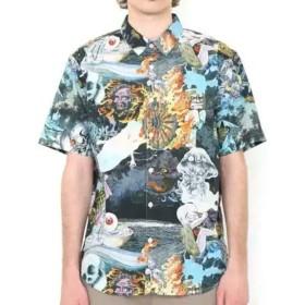 ゲゲゲの鬼太郎 水木しげる グラニフ 半袖シャツ M