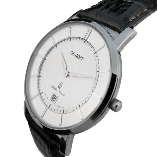 限時 滿3千賺10%點數↘ |ORIENT 東方錶 SLIM系列 超薄簡約優雅時尚鍊帶錶/FGW01007W