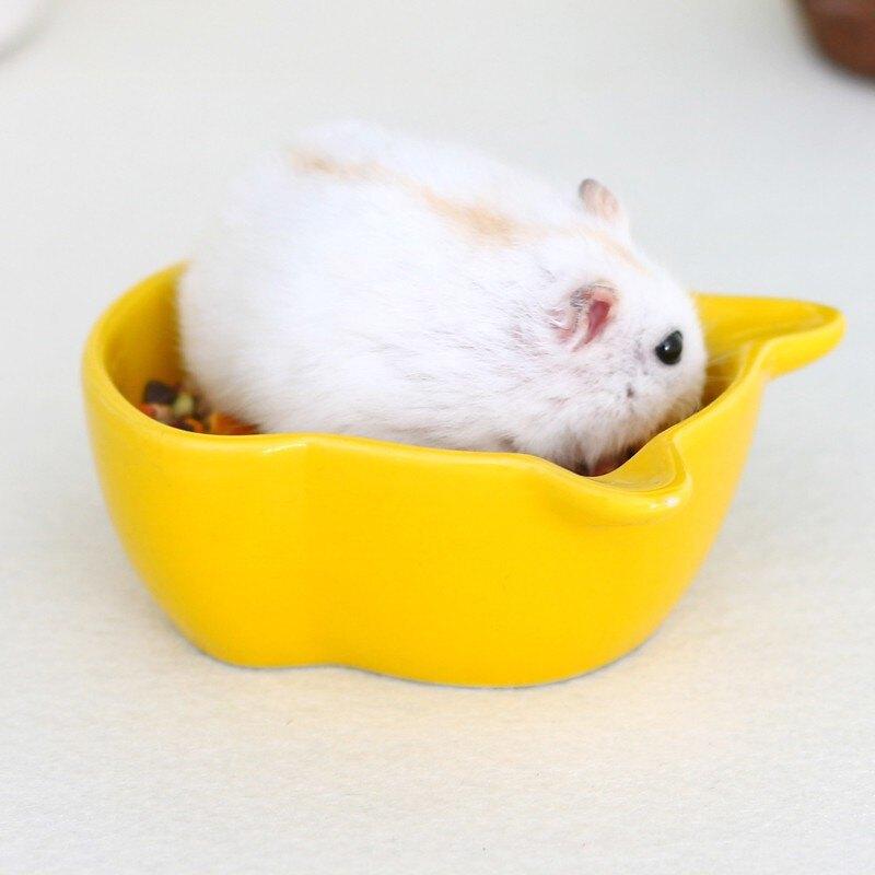 ZOOG倉鼠陶瓷食盆【M00003】