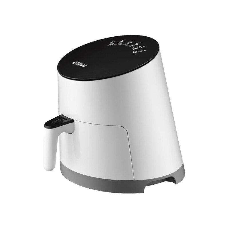 液晶觸控健康氣炸鍋 3.5L 伊德爾ENLight 無油煙電炸鍋 低油脂烤爐 無油煎炸鍋【NS109】《約翰家庭百貨