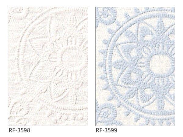 壁紙 日本 RUNON RF-3598, RF3599  日本牆紙 【單品5m 起訂】