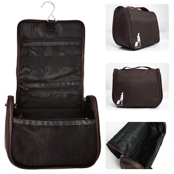 【加賀皮件】Travel mates旅行玩家 旅行分類收納盥洗包 收納包 JH005