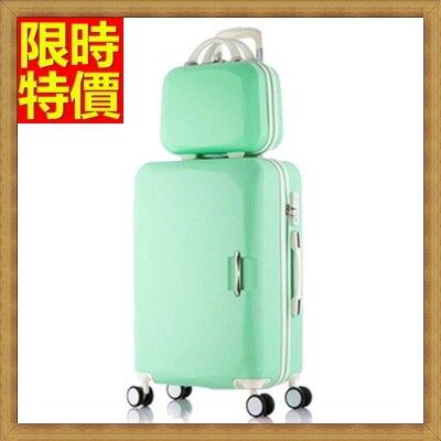 行李箱 拉桿箱 旅行子母箱-26吋超輕質感超強抗壓男女登機箱5色69p53【獨家進口】【米蘭精品】