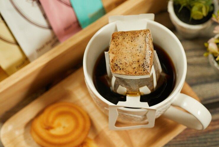 蘇島黃金曼特寧 掛耳咖啡 每包120.5g  ,每盒(10包入)