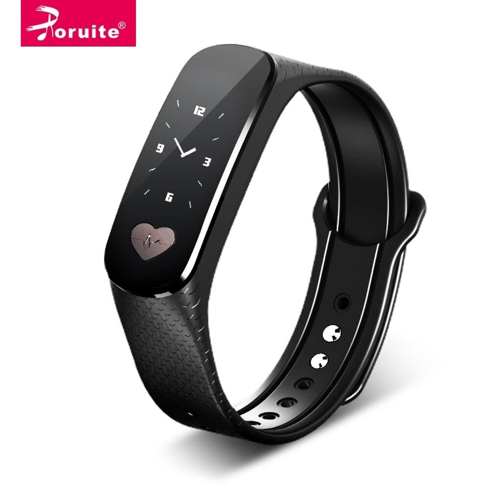歐瑞特智慧手環監測儀多功能運動手錶計步器蘋果安卓通用防水男女老人量 極客 ATF