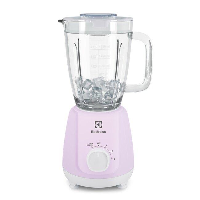 Electrolux 伊萊克斯 EBR3546 果汁機 Cruzo 冰沙 粉紅 玻璃壺身