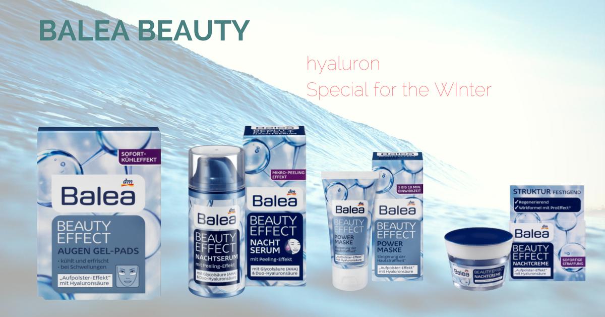 【德潮購】德國 Balea Beauty Effect Power Mask玻尿酸能量面膜霜 50ml《SUPER SALE 樂天雙12購物節》
