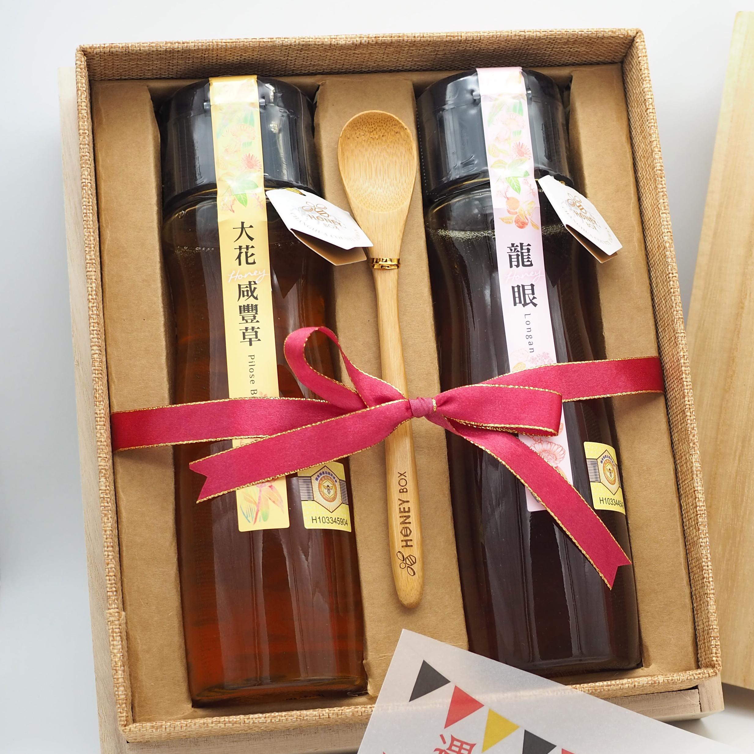 認証蜂蜜禮盒