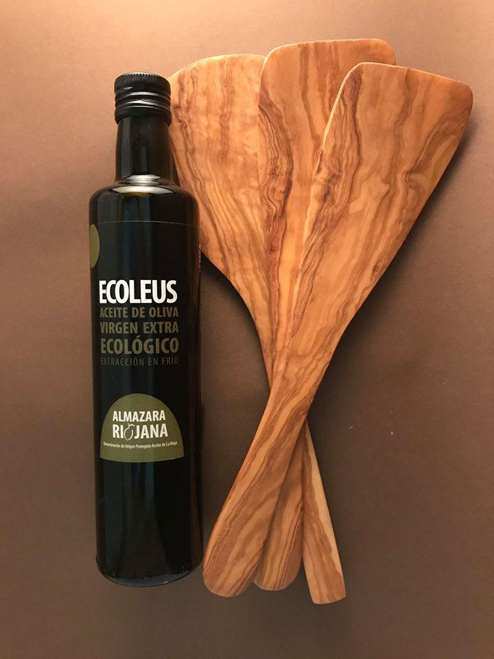 【鹿野苑蔬食料理】里歐哈娜RIOJANA 西班牙莊園 冷壓初榨橄欖油 (500g/盒)