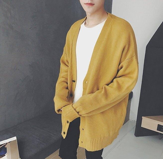 超級正點 大衣設計版型 針織外套   版型質感  品牌供應 FINDSENSE 男裝