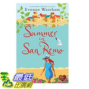 2018 amazon 亞馬遜暢銷書 Summer in San Remo