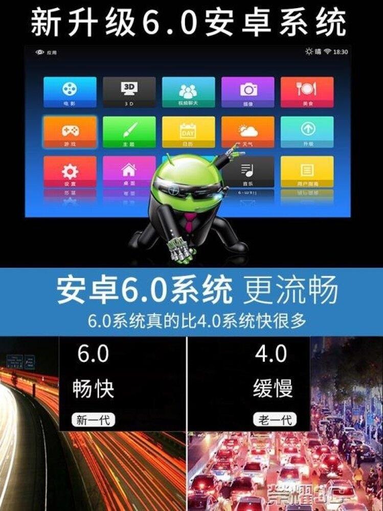 免運 投影機 新款投影儀家用高清辦公wifi無線家庭影院1080p商用4K蘋果手機投屏3D白天