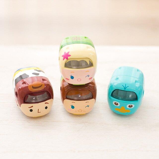 日貨Tomica迪士尼TSUMTSUM小汽車 - Norns 日本多美小汽車 玩具車 胡迪 泰瑞