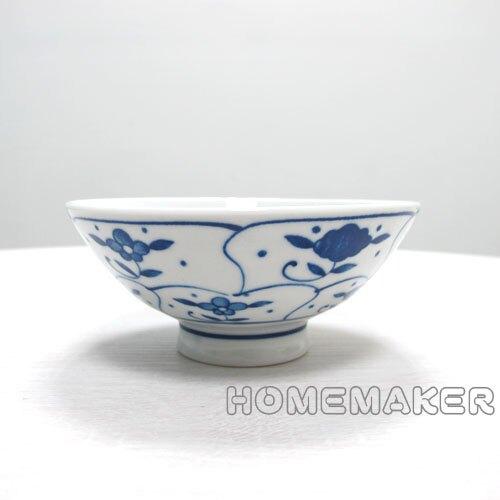 仿古青花陶瓷碗_JK-81008