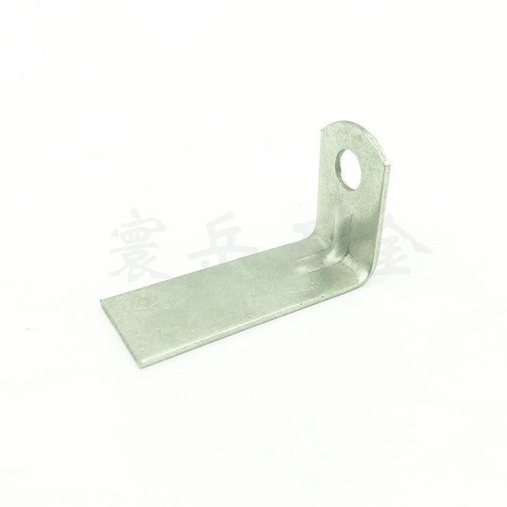 『寰岳五金』L型不鏽鋼 304 白鐵 ST 門片 土地公 扁鐵角 鋼釘腳 壁虎腳 微吸 厚度2mm