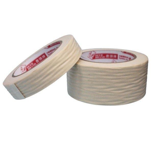 四維 鹿頭牌 美紋紙膠帶 CM2X 寬50mm/一支6捲入(定130) 美紋膠帶 烤漆膠帶 耐溫膠帶 和紙膠帶-明