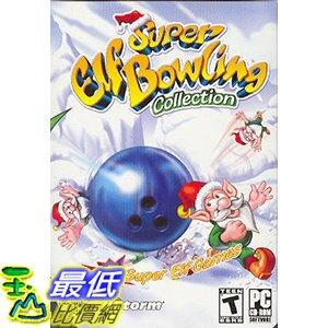 [106美國暢銷兒童軟體] Super Elf Bowling Collection - PC