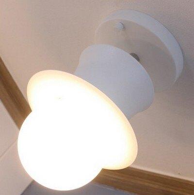 【威森家居】北歐 小禮帽吸頂燈 現貨原木工業風現代簡約復古吸頂燈吊燈壁燈大廳客廳臥室陽台燈具LED設計師 L160810