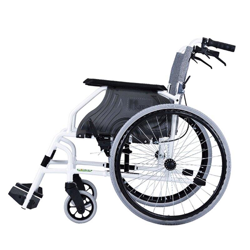 盧卡戶外輕量型手動輪椅【樂活動】